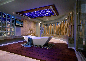 Фото № 22: 37 интерьеров с использованием бамбука