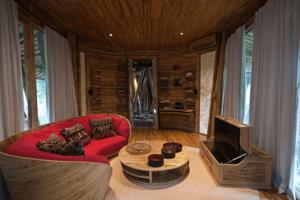 Фото № 30: 37 интерьеров с использованием бамбука
