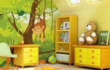 Ремонт детской комнаты, выбираем обои правильно