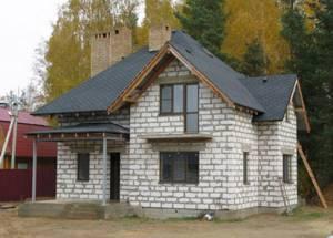 фасадные блоки для наружной отделки дома