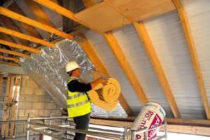 Правильное утепление крыши дачного дома собственными руками