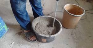 Фото 12. Приготовление штукатурного раствора.jpg