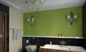 Фото 2. Оригинальный внешний вид имеют стены, оштукатуренные в 2 слоя с использованием смеси разных цветов.jpg