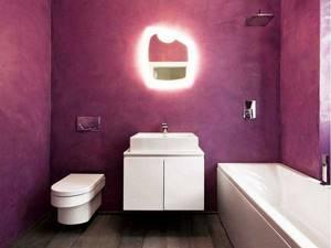 Фото 4. Оригинальные решения дизайна ванной с использованием штукатурки разных видов.jpg