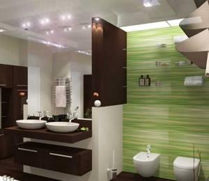 Фото 5. Оригинальные решения дизайна ванной с использованием штукатурки разных видов.jpg