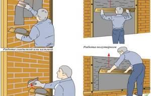 Подготовка стен к оштукатуриванию – этапы, рекомендации