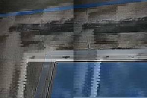 Железобетонный прогон окна