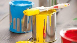 как снять водоэмульсионную краску со стены