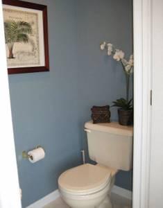 Красим туалет