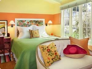 Какие цвета для спальни самые лучшие - психология и фен-шуй, популярные сочетания, таблица оттенков