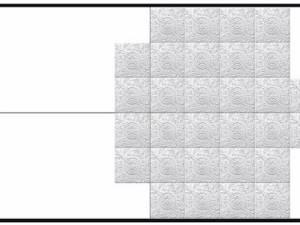 Как крепить потолочные плитки