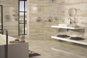 Мрамор представляет собой природный камень
