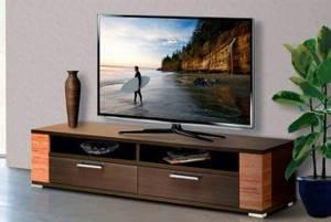 Комод под телевизор в современном стиле