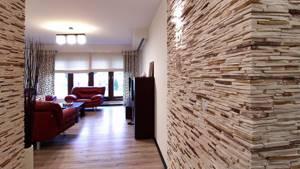 отделка углов в дизайне квартиры интерьер