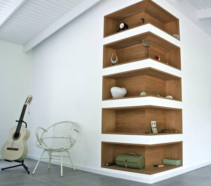 отделка углов в дизайне квартиры