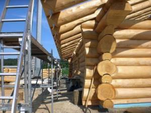 Таблица веса пиломатериала и время усадки деревянного дома