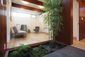 Фото № 19: 37 интерьеров с использованием бамбука