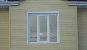 откосы для пластиковых окон