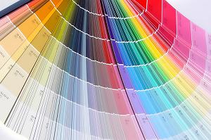 выбрать краску